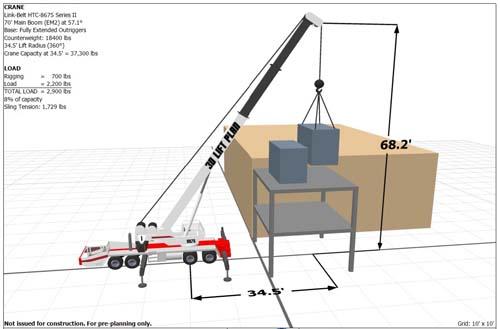 Lifting Diagram Crane - All Wiring Diagram